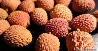 Madagascar lychees