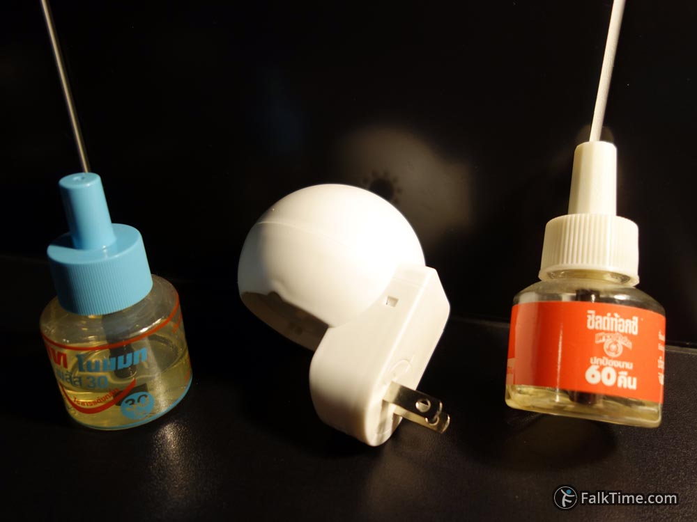 Electric mosquito repellent