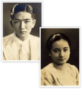 Lek and Prapai Viriyaphant