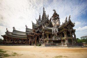 Sanctuary of Truth, Pattaya