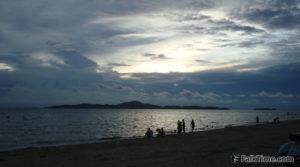 View to Ko Lan
