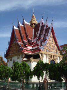Wat Sutthawat, Pattaya
