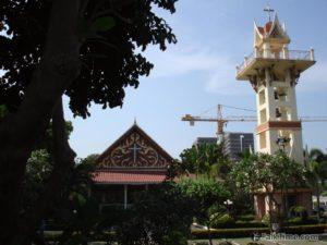 Saint Nikolaus church, Pattaya
